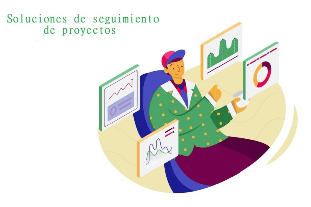 Soluciones de seguimiento de proyectos