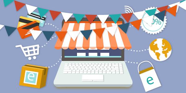 creando una tienda de venta online